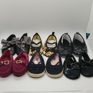 Infant Girl Shoe Collection